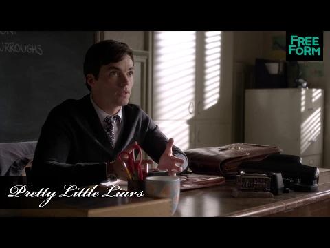 Pretty Little Liars   Season 2, Episode 1 Clip: Teacher's Pet   Freeform