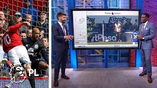 Premier League Tactics Session: Man United's lack of basic defending v. Everton | NBC Sports
