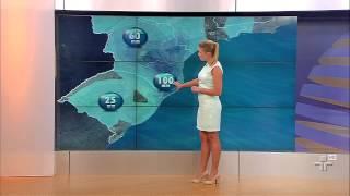 São Paulo terá semana com tempo abafado. Frente fria na região Sul causa temporais em algumas cidades