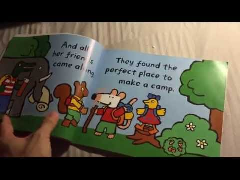 Nobody's Book #3: Maisy Goes Camping