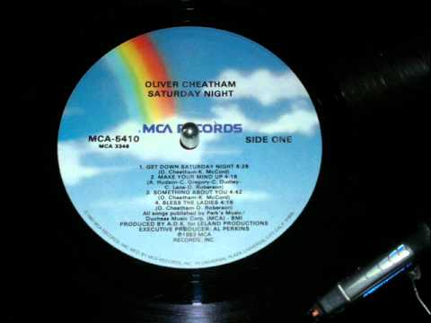 Oliver Cheatham, Get Down Saturday Night (Funk 1983) Full HD !