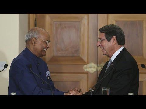 Κύπρος-Ινδία: Επέκταση συνεργασίας