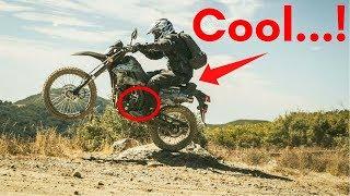 6. [HOT NEWS] 2018 Kawasaki KLX250 First Ride Review
