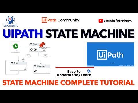 Download State Machine Workflows Video 3GP Mp4 FLV HD Mp3 Download