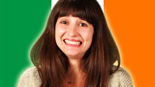 Video Americans Try To Pronounce Traditional Irish Names MP3, 3GP, MP4, WEBM, AVI, FLV April 2018