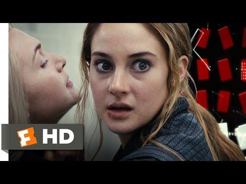 Divergent (11/12) Movie CLIP - I'm Divergent (2014) HD