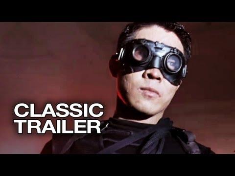 Black Mask [Hak hap] (1996) Official Trailer #1 - Jet Li Movie HD