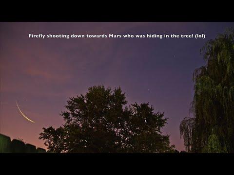 ISS Hunt - Passing Over Venus, Jupiter, Saturn & Mars (Meteors Info)