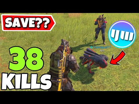 CAN I SAVE YANRIQUE? | CALL OF DUTY MOBILE BATTLE ROYALE