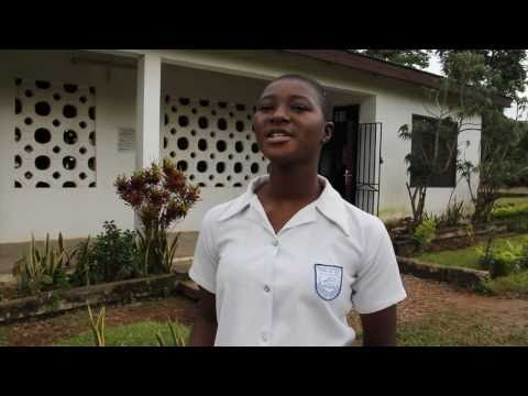 Edna Nambayi's Challenge: quality education for girls in Ghana