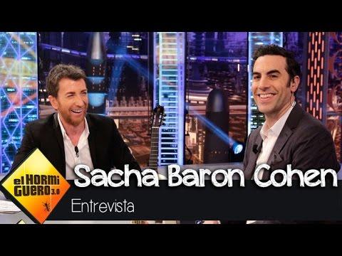 Sacha Baron Cohen: