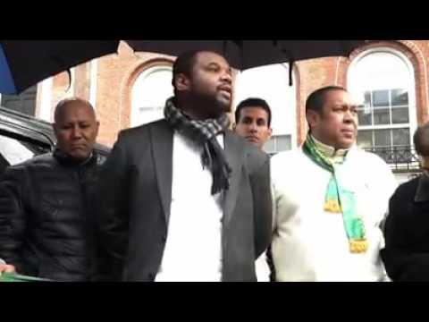 الجالية الموريتانية في أمريكا ترفض بيع سفارة بلدها في واشنطن