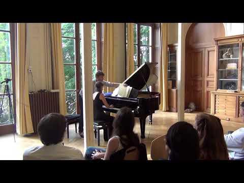Concert « Pianistes amateurs virtuoses »<br /> Eric Tanguy, Passacaille
