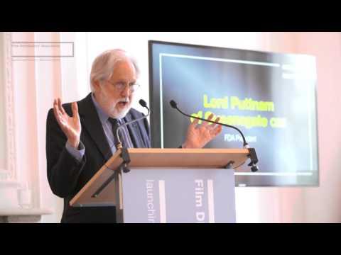 Lord Puttnam, 13 April 2016 | Official Website of David Puttnam | Atticus Education | Technology & The Digital Future