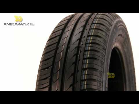 Youtube Continental EcoContact 3 165/60 R14 75 T Letní