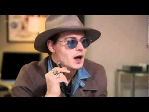 Lifes Too Short - Johnny Depp.