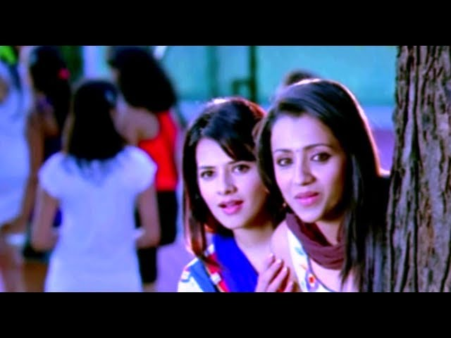 Body Guard Telugu Movie Evvaro Video Song Hd Trisha