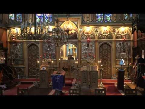 2020.03.23 ora 8:30 DIRECT Utrenia, Catedrala din Paris