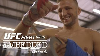 UFC EMBEDDED Fight Night Chicago Ep1
