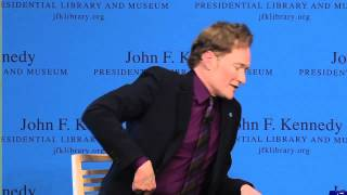 A Conversation with Conan O'Brien