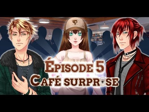 Amour Sucré Campus Life - Épisode 5 - Café Surprise (Castiel)