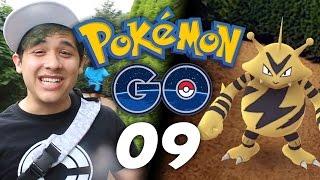 Pokémon GO | Episode 9 - A-MAZE-ing Pokémon Hunt! by Munching Orange