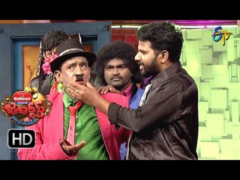 Hyper Aadi, Raising Raju Performance | Jabardasth | 6th September 2018 | ETV  Telugu