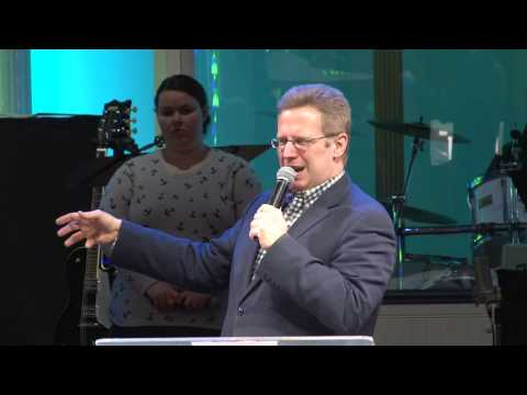 """The Miracle of Mercy"" – Pastor Raymond Woodward"
