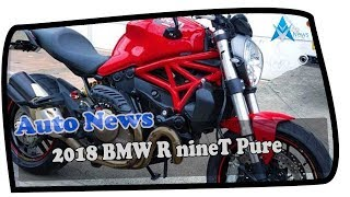 7. LOOK THIS !!!2018 BMW R nineT Pure Price & Spec