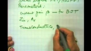 Mod-05 Lec-26 Self Bias (Contd.) Design Procedure