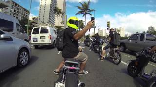 3. 2014 Honda Ruckus RUCK OUT Review Video