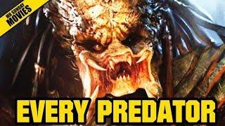 Video Every Predator Ever MP3, 3GP, MP4, WEBM, AVI, FLV Desember 2018