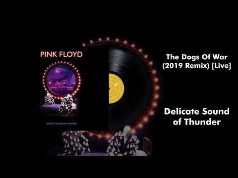 Pink Floyd - The Dogs Of War (2019 Remix) [Live]