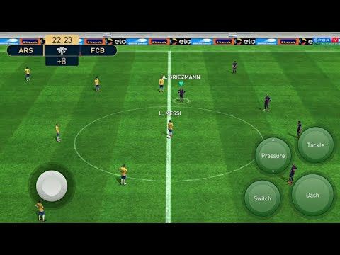 ⚽FIFA EA SPORTS ANDROID GAMEPLAY 2018⚽