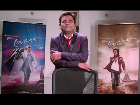 Lingaa | AR Rahman Speaks about the team Lingaa Movie Review & Ratings  out Of 5.0