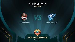 TE vs TJ - Неделя 4 День 2 Игра 4 / LCL