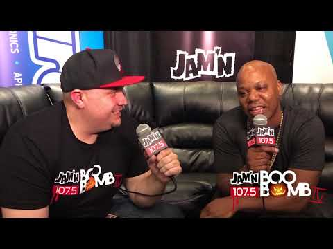 Too Short at JAM'N 107.5's Boo Bomb IV