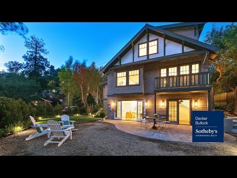 400 Throckmorton Ave Mill Valley CA | Mill Valley Homes for Sale