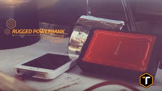 ToughTested's lines of solar chargers and rugged, portable power banks come in 6000, 8000, 10000, or 15000 mAhs of Power to...
