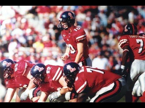 Ole Miss Football: Flashback Friday - vs. Vandy, 2001