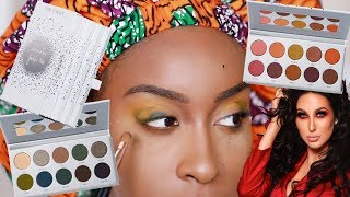 Jaclyn Hill x Morphe Vault: They Almost Had Me In the First Half Not Gonna Lie | Jackie Aina