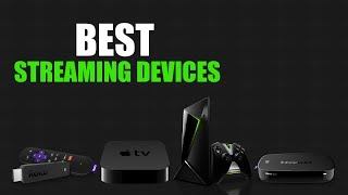 There are several streaming devices in the marketplace. In this video, we countdown the best streaming devices. ▷Subscribe: ...