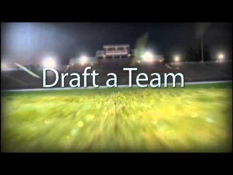 Video of Deep Route Football Simulation