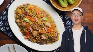 Chow Mein With Justin Wang • Tasty by Tasty