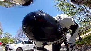 10. 2014 Yamaha YZF R1, Ride around town
