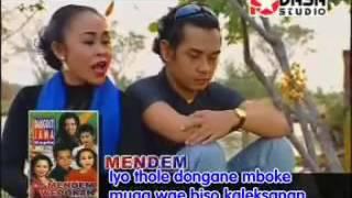 Mendem Wedokan, lagu koplo campursari jawa Video