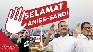 Video SELAMAT ANIES - SANDI MP3, 3GP, MP4, WEBM, AVI, FLV Oktober 2017