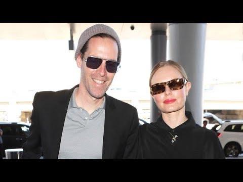 Kate Bosworth And Michael Polish Escape On a Romantic Trip