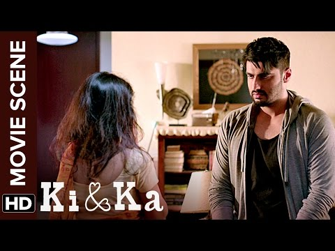 Arjun pokes fun on his maid | Ki & Ka | Movie Scene