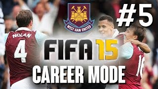 Video Fifa 15 CAREER MODE - AGAINST LIVERPOOL Part 5 Gameplay Walkthrough - Let's Play Playthrough MP3, 3GP, MP4, WEBM, AVI, FLV Desember 2017